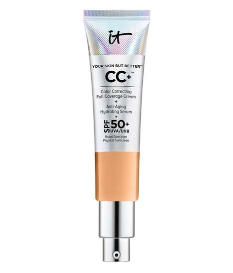 Full-Coverage Color-Correction Creams