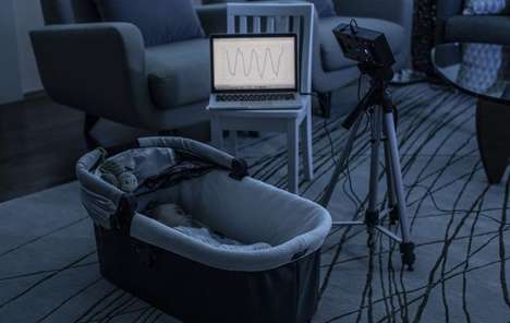 White Noise Baby Monitors
