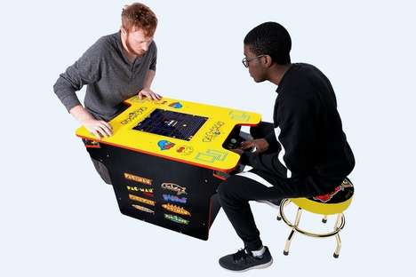 Cocktail-Style Gamer Tables