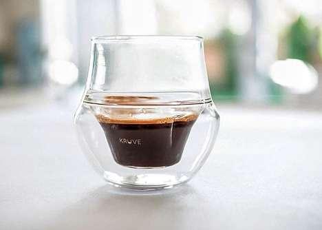 Aroma-Enhancing Espresso Cups