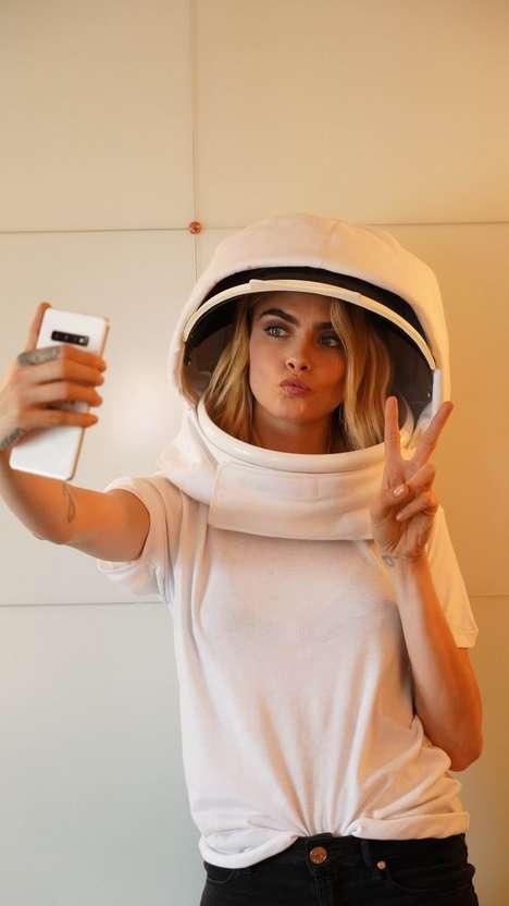 Space-Bound Smartphones