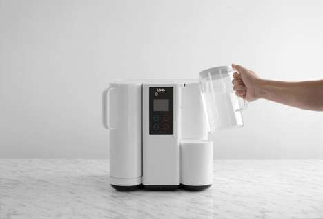 Lang's Filtration System Replicates the Benefits of Mineral Water