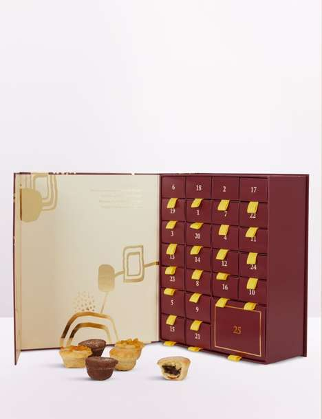 Mince Pie Advent Calendars