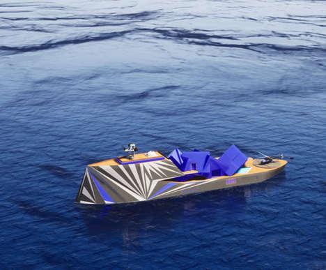 Fantastical Arctic Exploration Yachts