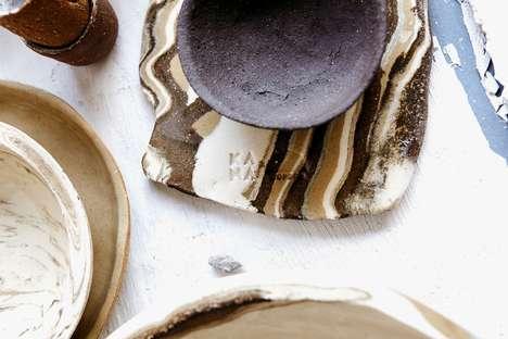70s Italian-Inspired Ceramics