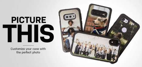 Durable Customizable Cases