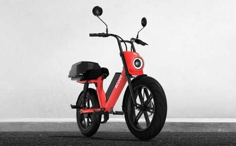 Electric Urban Mopeds