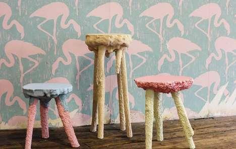 Food Mould Furniture Designs