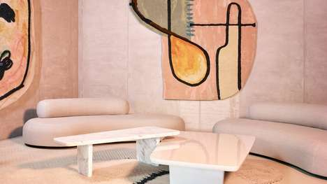Artistically Decorative Rug Collections