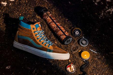 Survivalist Collaboration Sneakers