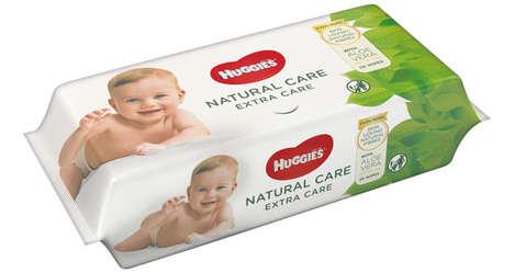 Plastic-Free Baby Wipe Packaging