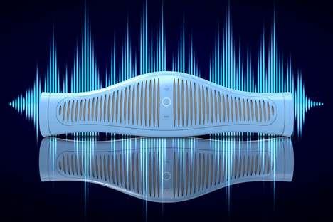 Waveform-Inspired Speakers