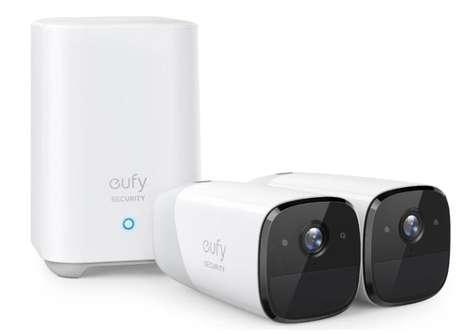 Fee-Free Smart Home Cameras