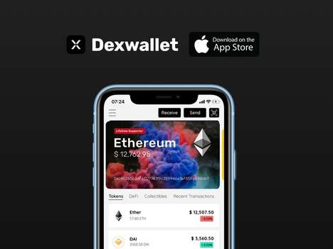 Decentralized Digital Finance Wallets