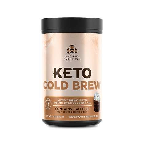 Keto Cold Brew Mixes