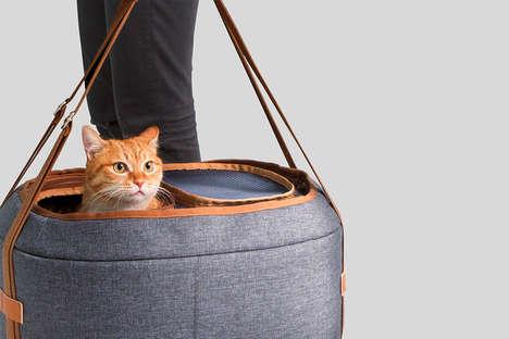 Multifunctional Feline Carriers