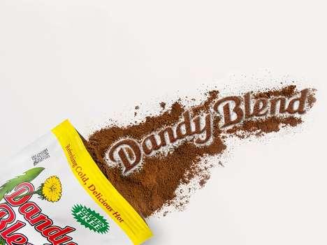 Herbal Coffee Blends