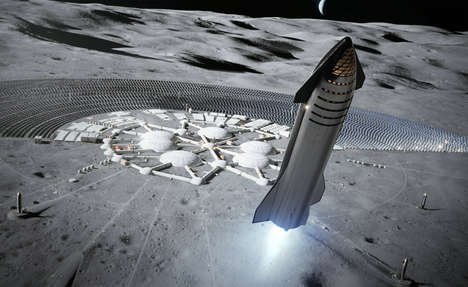 Moon Mission Timeline Announcements