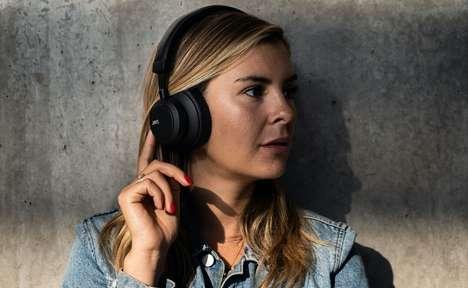 Chic Voice Assistant Headphones