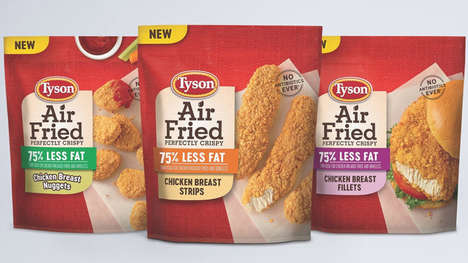 Better-For-You Chicken Strips