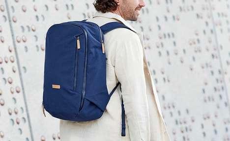 Optimized Travel Backpacks