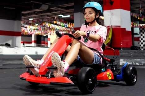 Aftermarket Hoverboard Go-Karts