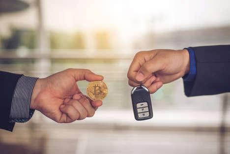 Bitcoin-Accepting Car Manufacturers