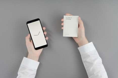 Printable Paper Phones