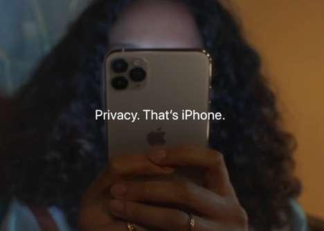 Privacy-Boasting Smartphone Commercials