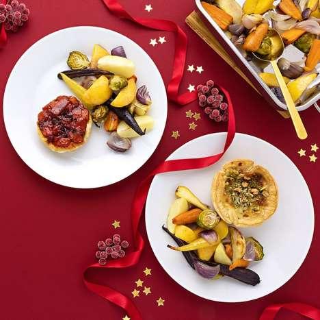Meat-Free Christmas Menus