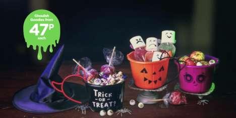 Spooky Supermarket Halloween Campaigns