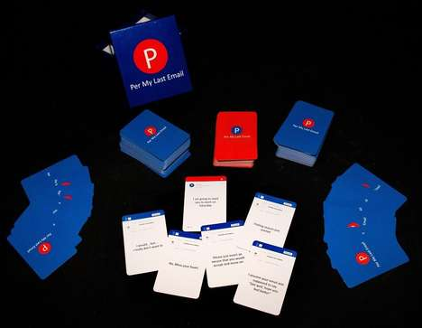 Email-Inspired Party Games