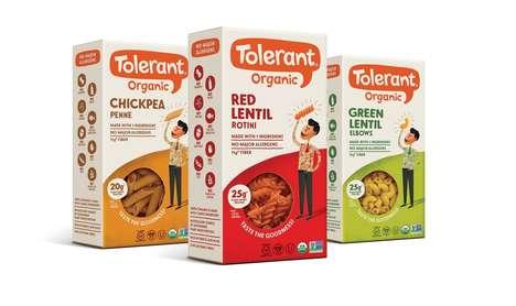 Single-Ingredient Protein Pastas
