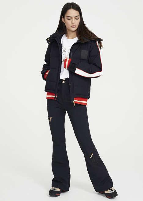 Bespoke Puffer Ski Jackets