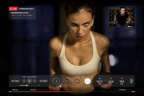 Video Stream Athletic Coaching