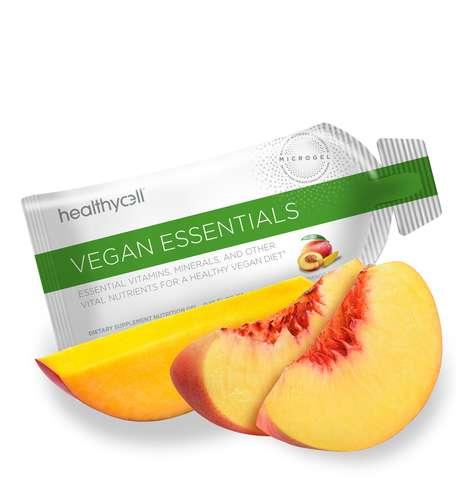 Vegan Supplement Gels