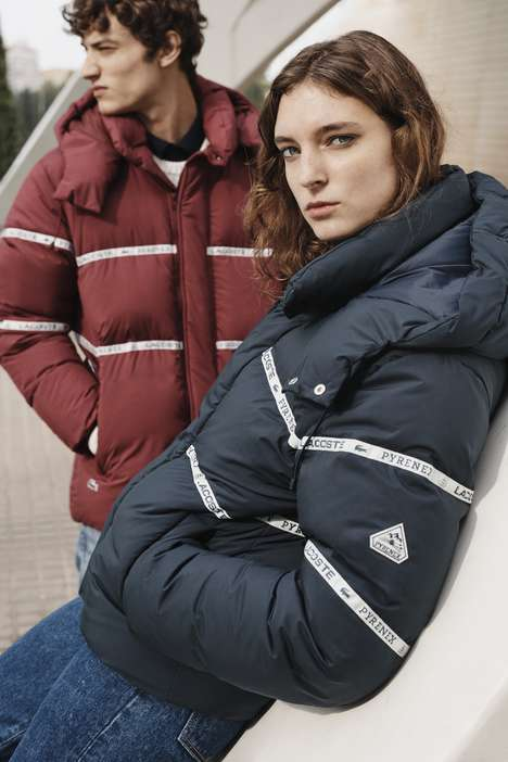 Remixed Heritage Brand Outerwear