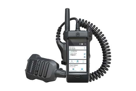 Touchscreen Walkie Talkies