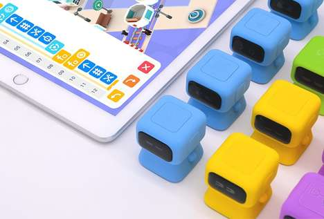 Montessori-Inspired Coding Toys