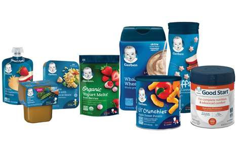 Baby Food Recycling Partnerships