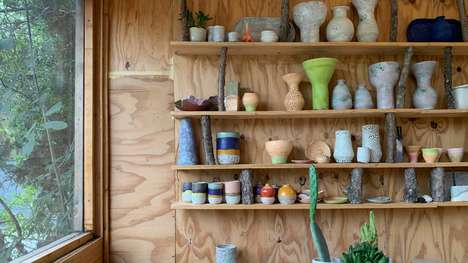 Treehouse Pottery Showrooms