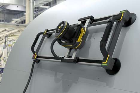 Mountable Vertical Milling Drills