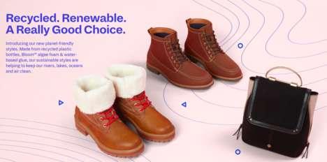 Planet-Friendly Footwear Designs