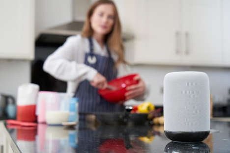Voice Assistant-Activated Recipes