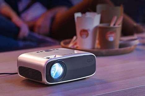 Mini Immersive Content Projectors
