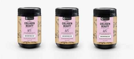 Vitamin-Enhanced Collagen Supplements