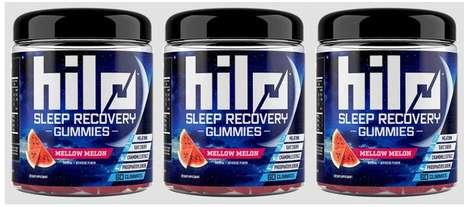 Restorative Sleep-Enhancing Gummies