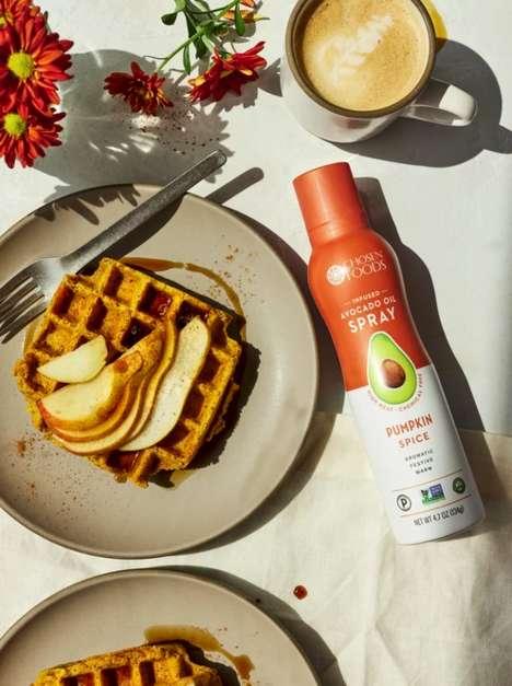 Spiced Pumpkin Oil Sprays