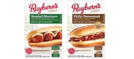 Wholesale Retailer Deli Sandwiches