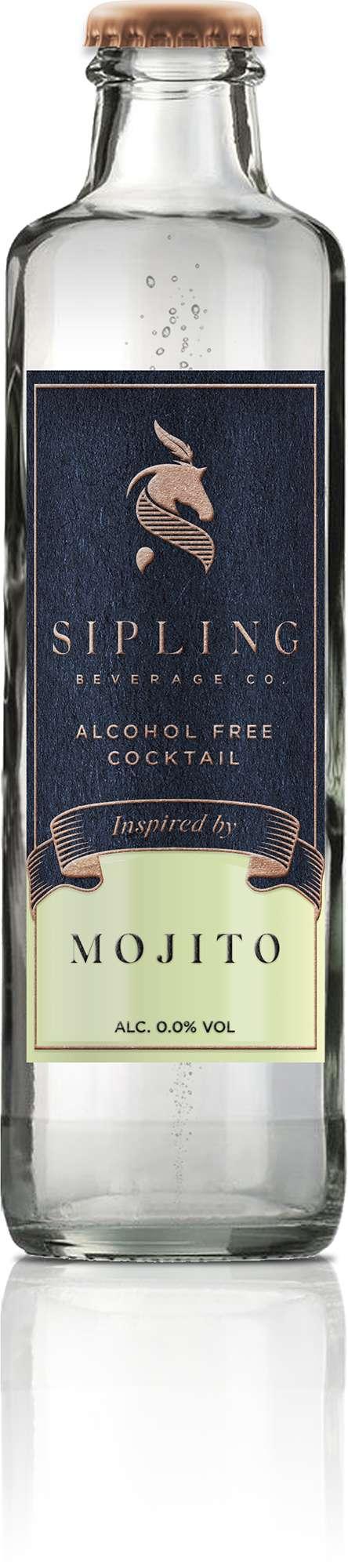 No-ABV Bottled Cocktails